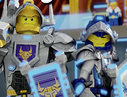 Nexo Knights Kids Jigsaw