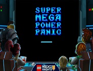 Nexo Knights Super Mega Power Panic