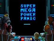Nexo Knights Super Mega Power Panic