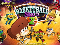Nick Basketball Stars 2