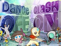 Nick Dance Off Clash On