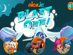 Nick Jr Blast Off