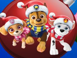 Nick Jr Christmas Wordblocks