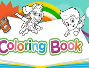Nick Jr Coloring Book