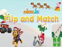 Nick Jr Flip and Match