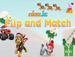 Nick Jr Flip and Match