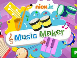 Nick Jr Music Maker