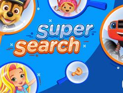 Nick Jr Super Search