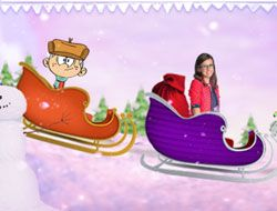 Nickelodeon: How Do You Sleigh?