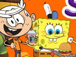 Nickelodeon: Snack Smash