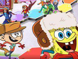 Nickelodeon: Spin & Win
