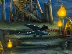 Night Fury Legend