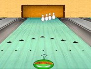 Ninja Turtles Bowling