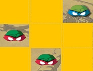 Ninja Turtles Tic Tac Toe