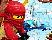 Ninjago Battle Puzzle