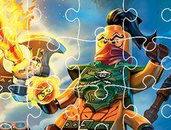 NinjaGo Jigsaw 2