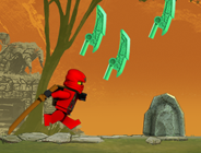Ninjago Kai Fight