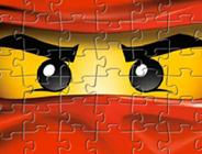 Ninjago Kai Puzzle