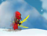Ninjago Secret Key