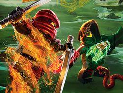 Ninjago Swamp Arena