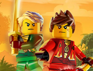 Ninjago Tournament Of Elements