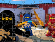 Ninjago Training Puzzle