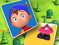 Noddy Toyland Detective Mix Up