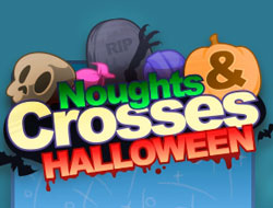 Noughts and Crosses Halloween