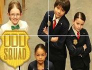 Odd Squad Sliding Puzzle