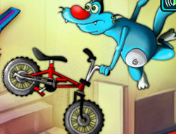 Oggy: The Racing