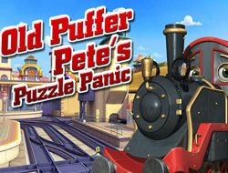 Old Puffer Petes Puzzle Panic