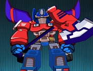 Optimus Prime Dress Up