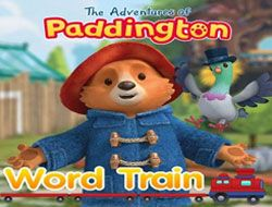 Paddington Word Train