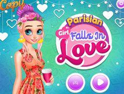 Parisian Girl Falls In Love