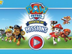 PAW Patrol Adventure Bay Missions
