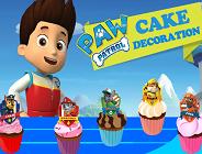 Paw Patrol Cake Decoration