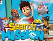 Paw Patrol Search Mission