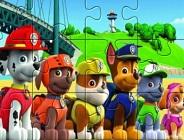 Paw Patrol Solve Puzzle