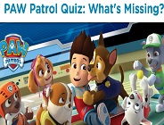Paw Patrol: What's Missing?