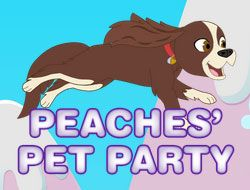 Peaches Pet Party