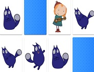 Peg Plus Cat Memory Match