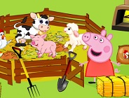Peppa Feed the Animals