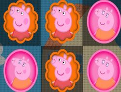 Peppa Pig 3 In a Row