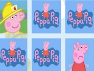Peppa Pig Matching