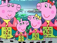 Peppa's Family Japanese Style