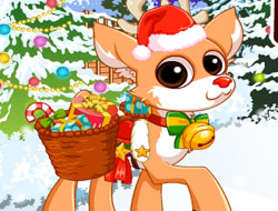 Pet Stars: Baby Rudolph