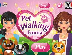 Pet Walking Emma
