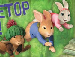 Peter Rabbit Treetop Hop