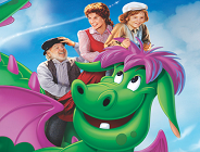 Pete's Dragon Jigsaw