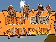 Pharaoh and Mummy Guard Treasure